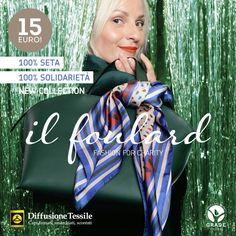 Il Foulard - Fashion for charity collezione a/i