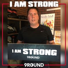 """""""Take your fitness one day at a time!... Don't overwhelm yourself by trying to tackle too much too soon."""" - Dylan, 9Rounder"""