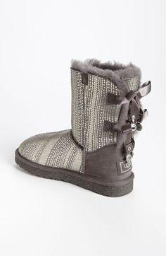 UGG® Australia 'Bailey Bow Bling' Boot (Women) | Nordstrom