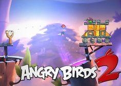 Conoce sobre Angry Birds 2 ya en Google Play, ¡a jugar!