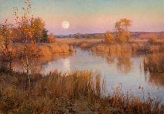 Clyde Aspevig Mesa Vista Moonrise