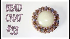 Bead Chat - Beaded pendants, nylon threads and a RAW creation Diy Tutorial, Beads Tutorial, Beading Tutorials, Bead Crafts, Bead Art, Bead Weaving, Beaded Jewelry, Crochet Earrings, Jewelry Making