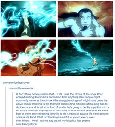 AVATAR IS SO AMAZING I CANT EVEN