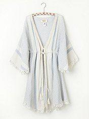 Kaftan Robe in Intimates-slips-bed-jackets-robes-nighties