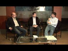 Romeo Busarello, da Tecnisa, e Marcelo Coutinho, do Terra, debatem sobre o atual momento da revolução digital e como as empresas devem se posicionar.