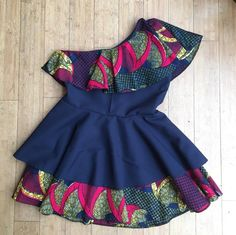 It's the Ankara print season. Shop our elegant range of African print dresses and tell us your favorite design. share your inspiration with us too. Check our Etsy shop on the bio to shop our African inspired designs. African Dresses For Kids, Latest African Fashion Dresses, Dresses Kids Girl, Kids Outfits, Girls Frock Design, Baby Dress Design, Kids Dress Wear, Kids Gown, Baby Girl Frocks