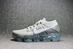 Cheap Men's/Women's Nike Air VaporMax Sneakers Grey/White 899473-002 For Sale. Discount Nike Casual Shoes & Basketball Shoes for Women's & Men's . Free Shipping for All Orders. Runway Fashion, Fashion Models, Fashion Tips, Running Shoes Nike, Nike Casual Shoes, Nike Shoes, Men's Sneakers, Sneakers Fashion, Nike Air Vapormax