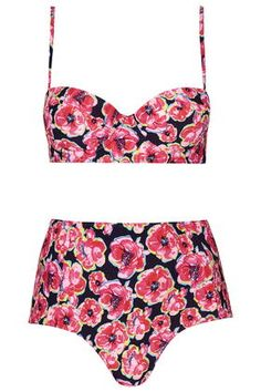 Poppy swimsuit pattern