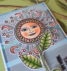 Kathy Racoosin: Simon Says Stamp Among the Stars Release Blog Hop