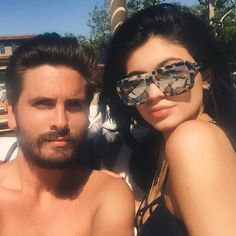 Kylie Jenner Posts 3 Sexy Bikini Photos in Only 1 Hour During Pool Day With Scott Disick—Take a Look!  Kylie Jenner