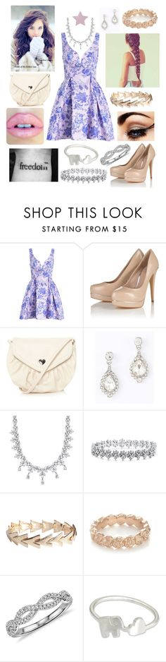 """Be the Shining Star*"" by michaelarox2 ❤ liked on Polyvore featuring Lipsy, Red Herring, Ann Taylor, CO, Pieces, Smith/Grey, Blue Nile, Urban Decay, Armani Beauty and women's clothing"
