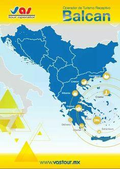 Disfruta nuestros destinos #Europa #Vastour #LosBalcanes