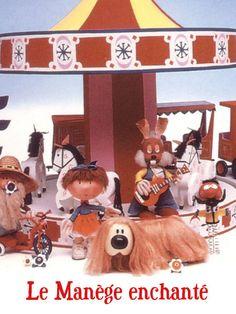 O Carrossel Mágico (1964). A minha 1ª memória de desenhos animados!