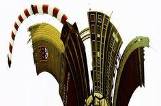 "Saatchi Art Artist Antonis Gourountis; Photography, ""City's story Chapter Factories"" #art"