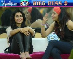 Bigg Boss 9: Rimi Sen forced to remove her make up!
