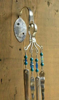 Spoon and windchime