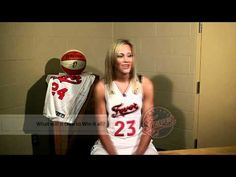 Get to Know Katie Douglas from the Indiana Fever