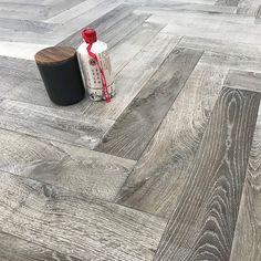 Herringbone flooring is a type of flooring design that used to resemble the appearance of herring's bones.