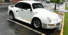 VW Beetle Porsche 959 :)