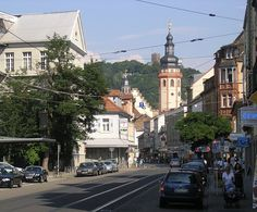 Durlach (part of Karlsruhe), Germany. Catherine Kislin was born here in She married Jean George Poche who was born in Kehl. Both towns are in Baden-Württemburg, southwest Germany. Where To Go, Places Ive Been, Places To Visit, Germany, Around The Worlds, Street View, Explore, City, Travel