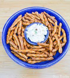 Bacon Ranch Cream Cheese Dip Recipe