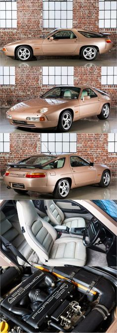 1989 Porsche 928 in Copper Brown Metallic – affordable cars Porsche 928 Gts, Porsche Autos, Porsche Cars, Ferdinand Porsche, Fancy Cars, Cool Cars, Volkswagen, Automobile, Porsche Models
