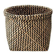 IKEA - MAGGA, Kori, Jokainen kori on käsin tehty ja yksilöllinen.