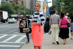 Кадры второго дня Нью-Йоркской недели моды / September 2012