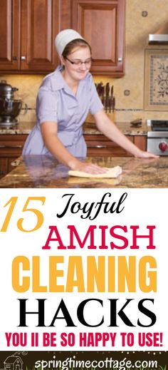 Joyful Amish Cleaning Hacks You Gonna LOVE! Joyful Amish Cleaning Hacks You Gonna LOVE!,Organizing Related posts:House Cleaning Schedules & Checklists-Daily Weekly Monthly Cleaning Schedules - cleaning hacksCow Handprint Art - Craftulate - cleaning. Household Cleaning Tips, Deep Cleaning Tips, Toilet Cleaning, Cleaning Recipes, House Cleaning Tips, Green Cleaning, Natural Cleaning Products, Cleaning Solutions, Spring Cleaning