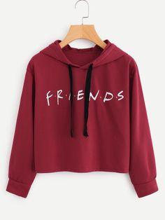 fiends red hoodie