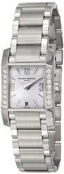 Baume & Mercier Women's 8569 Diamant Diamond Steel Watch