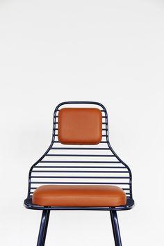 Daphna Laurens . Chair 01 & Stool 01 - artnau | artnau