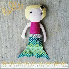 Check out this item in my Etsy shop https://www.etsy.com/listing/496573033/meet-charlotte-the-mermaid-handmade