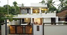 Incredibly lavish haven on a small plot 3 Storey House Design, Bungalow House Design, House Front Design, Design Your Dream House, Modern House Floor Plans, Home Design Floor Plans, Dream House Plans, Small House Plans, Dream Houses