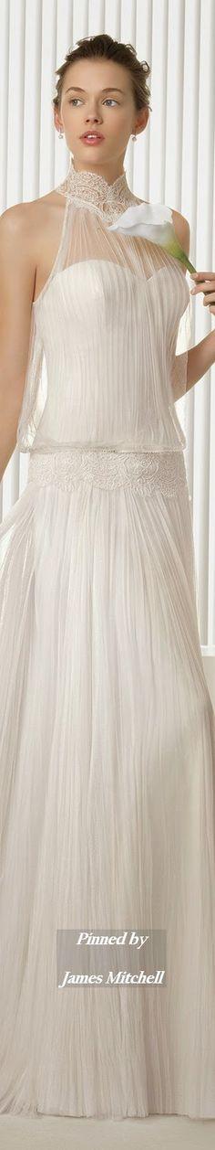 Rosa Clara 2015 Bridal Collection.