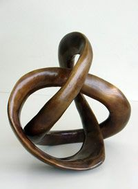 Mobius Sculpture from C.S. Post & Co.