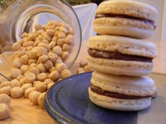 Cap'n Crunch Macarons