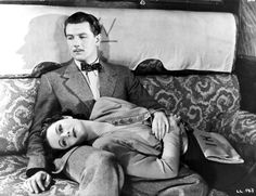 The Lady Vanishes - Alfred Hitchcock. Margaret Lochwood and Michael Redgrave