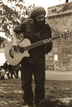 street musician , Toulouse