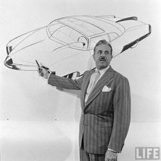 Raymond Loewy — † 1893-1986