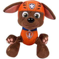 Wal-Mart.com USA LLC  Nickelodeon Paw Patrol  Plush Pup Pals- Zuma