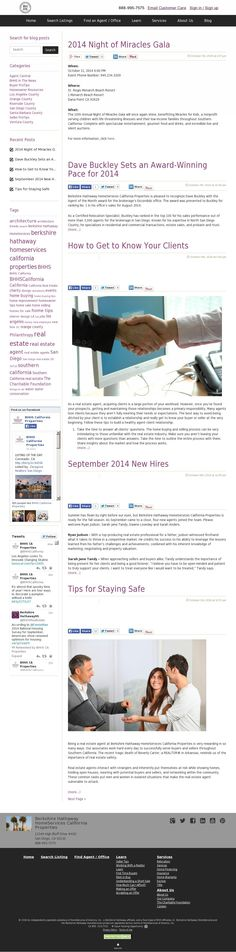 Visit the Berkshire Hathaway HomeServices California Properties blog for the latest real estate news!