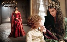 Turkish New Drama Ottoman Rising is coming on Netflix in March Drama Offical releases First Look Of Tuba Buyukustun As Mara Hatun. She look like a Queen. Mehmed The Conqueror, Ashara Dayne, Netflix, Queen, Character Inspiration, Ottoman, Empire, Dreadlocks, Hair Styles