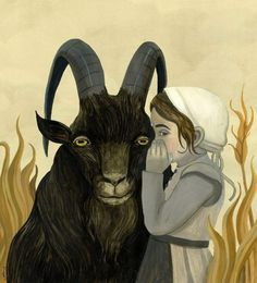 The Goat Whisperer by Jorge Mascarenhas