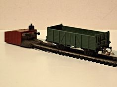 TT scale model trains by Berliner TT Bahnen and Zeuke & Wegwerth from the former east Germany. East Germany, Model Trains, Scale Models, Car, Trains, Automobile, Scale Model, Autos, Cars