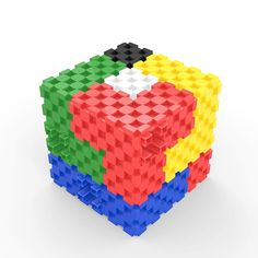 Meet the Lini Cube! A new classic toy is born!