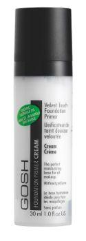 Foudation Primer Cream Gosh Cosmetics, Crime, Eyeliner, Make Up, Velvet, Skin Care, Personal Care, Touch, Bottle
