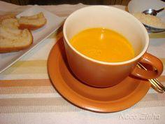 Sopa creme de abóbora » NacoZinha - Blog de culinária, gastronomia e flores - Gina