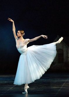 "Svetlana Zakharova in Teatro alla Scalla's production of ""Giselle"" / Photography by Marco Brescia & Rudy Amisano..."