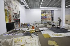 Oscar Murillo: work Tipo de evento:Exposiciones Artistas/s: -Oscar Murillo Fecha de inauguración:5 Diciembre de 2012 Fecha de finalización:2 Agosto de 2013 Organiza y/o se celebra: -Rubell Family Collection